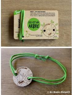 Bracelet Treez Écologique