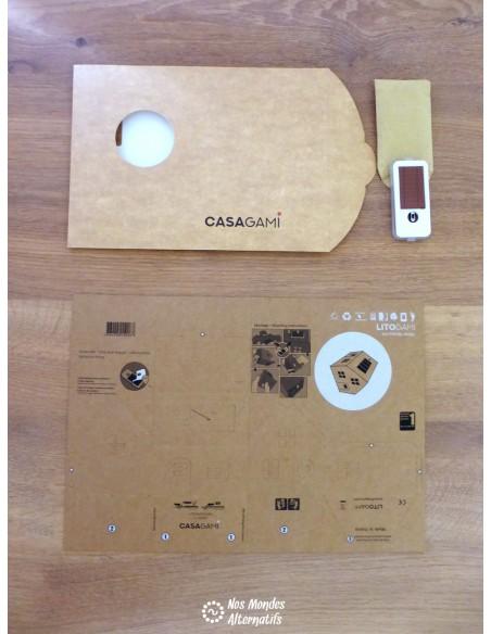 Casagami veilleuse solaire