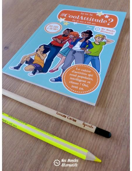 Le cahier d'activités CoolAttitude