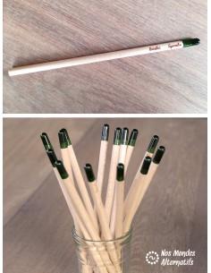 Crayon de papier à planter...