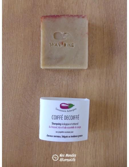 Shampoing Solide Coiffé Décoiffé 100g