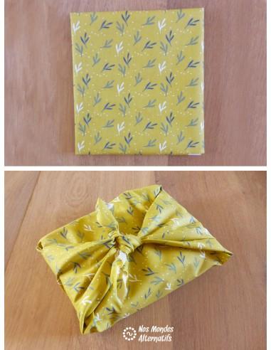 D.I.Y. Furoshiki - 50x50cm - Emballage écologique