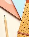 Carnets et crayons