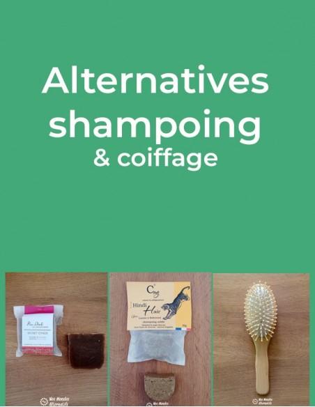 Alternatives Shampoing & coiffage