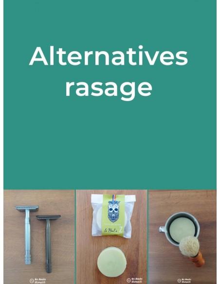 Alternatives Rasage
