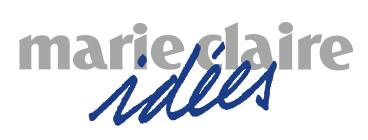 """article sur le site """"Marie Claire idées"""""""