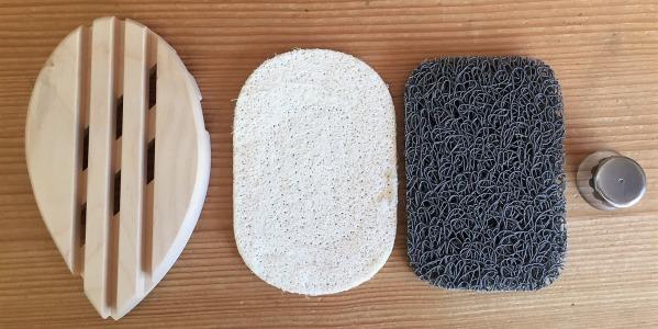 Meilleurs porte-savons pour savons et cosmétiques solides